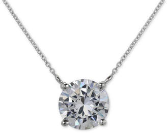 Giani Bernini Cubic Zirconia Pendant Necklace in Sterling Silver