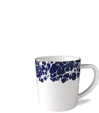 Caskata Marble Mug - White/Blue