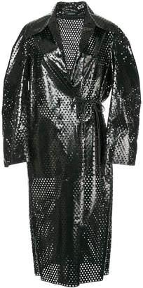 Litkovskaya Pearl trench coat