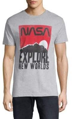 Explore New Worlds Graphic Tee
