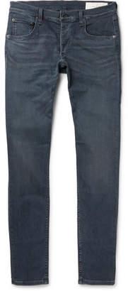 Rag & Bone Fit 1 Skinny Richmond Stretch-Denim Jeans