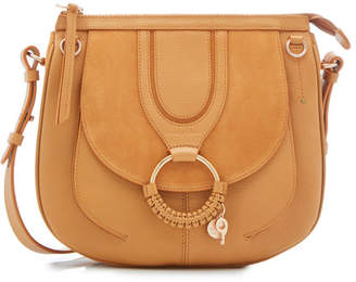 See by Chloe Leather and Suede Shoulder Bag