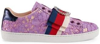 Gucci Ace lace sneaker
