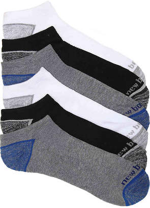 New Balance Core Performance No Show Socks - 6 Pack - Men's