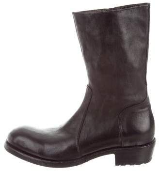Shoto Leather Kennedy Boots