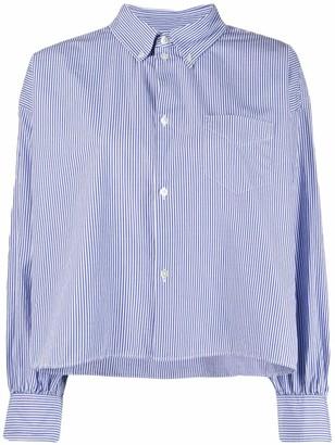 Bellerose boxy striped shirt