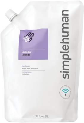 Simplehuman Liquid Hand Soap Lavender Refill