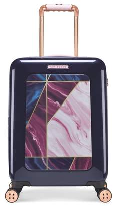 Ted Baker Small Balmoral 21-Inch Spinner Carry-On