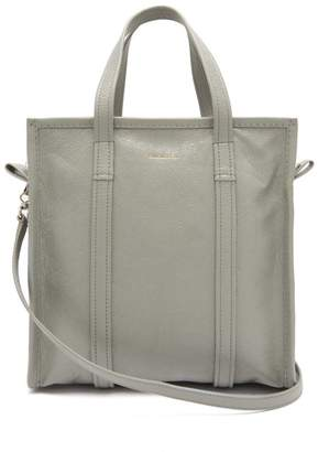 Balenciaga Bazar S Arena Shopper - Womens - Light Grey
