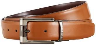 Ted Baker Smart Leather Reversible Belt