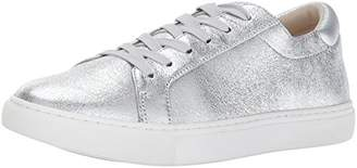 Kenneth Cole New York Women's Kam Low Profile Leather Fashion Sneaker