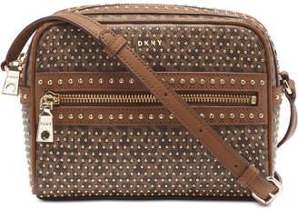 DKNY Faye Top Zip Logo Camera Bag
