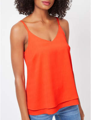 George Double Layer Camisole
