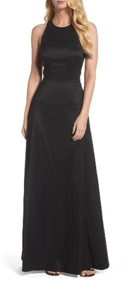Women's Vera Wang Cotton Blend Gown $248 thestylecure.com