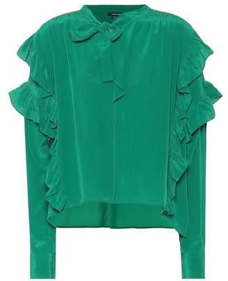 Isabel Marant Libel silk blouse