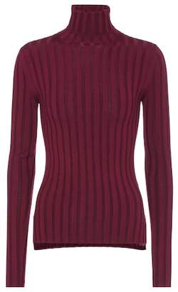 Acne Studios Corina merino wool-blend sweater