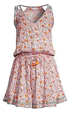 Poupette St Barth Women's Ola V-Neck Dress