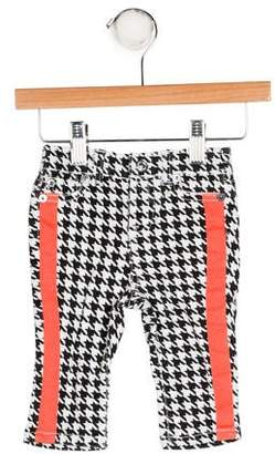 7 For All Mankind Girls' Printed Five Pocket Pants