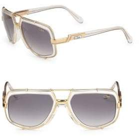 Cazal Square Frame Sunglasses