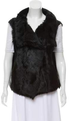 Pologeorgis Casual Fur Vest