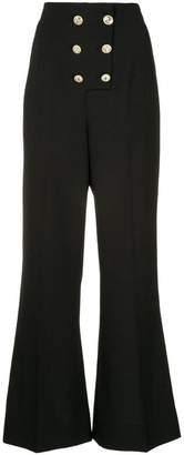Alice McCall Higher Ground wide-leg trousers
