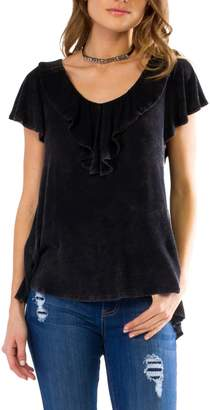 Anama Open-Back Laced Top