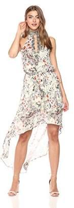 Haute Hippie Women's Wished Upon Draped Dress