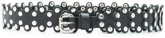 RED Valentino studded flower belt