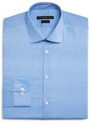 John Varvatos Basic Solid Slim Fit Dress Shirt