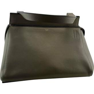 Celine Edge leather handbag
