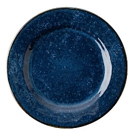 Puro Cobalt Salad Plate