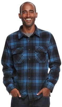 Croft & Barrow Men's Arctic Fleece Shirt Jacket