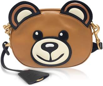 Moschino Teddy Bear Head Shoulder Bag