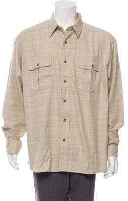Filson Kingston Plaid Shirt w/ Tags