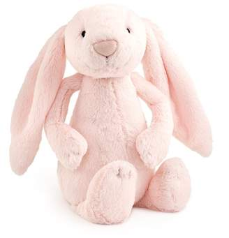 Jellycat Bashful Bunny Pink with Chime Medium