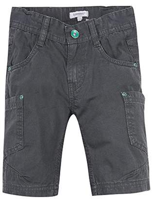 3 Pommes Boy's Rebel Touch 2 Swim Shorts, (Gris Anthracite), (Size: 4A/5A)