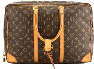 Louis Vuitton Monogram Canvas Sirius 45 Suitcase (Pre Owned)