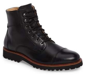 Samuel Hubbard Uptown Maverick Cap Toe Boot