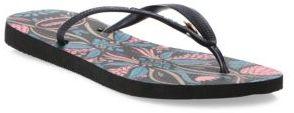 Havaianas Slim Royal Flip Flops $32 thestylecure.com
