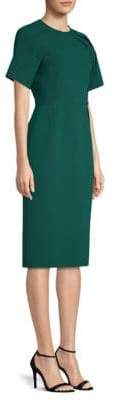 Jason Wu Crepe Sheath Dress