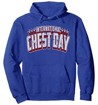 DAY Birger et Mikkelsen International Chest Funny Gym Workout Hoodie