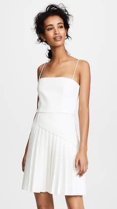 Dion Lee Coil Pleat Dress