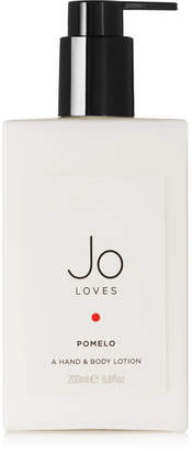 Jo Loves - Pomelo Hand & Body Lotion, 200ml - Colorless