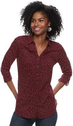 Sonoma Goods For Life Women's SONOMA Goods for Life Tunic Shirt