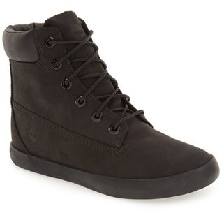 Timberland Flannery Hidden Wedge Lug Boot $119.95 thestylecure.com