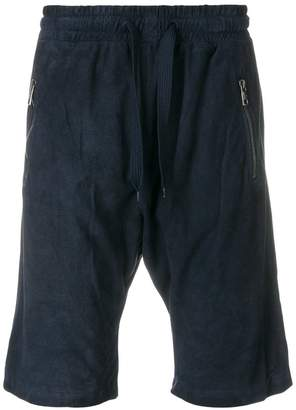 Giorgio Brato drawstring waist shorts
