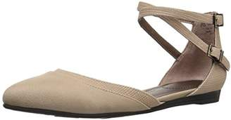 LifeStride Women's Quincy Pointed Toe Flat