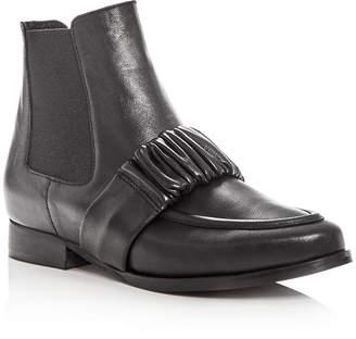Daniella Lehavi Women's Austin Leather Almond Toe Booties