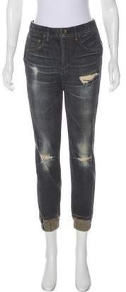 Rag & Bone Printed Jogger Pants