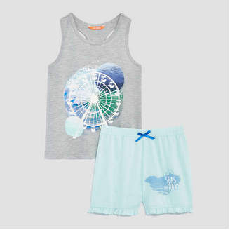Joe Fresh Kid Girls' Tank Sleep Set
